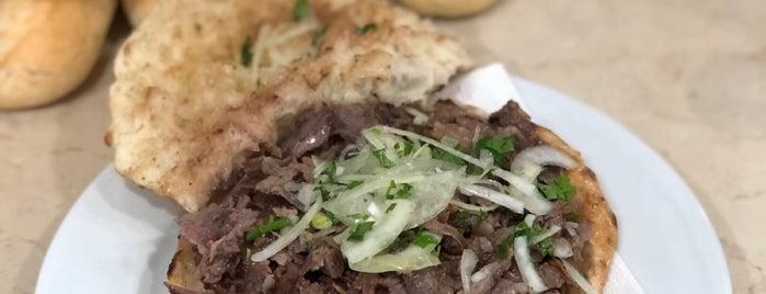 Canbolat is one of Ankara yemek.
