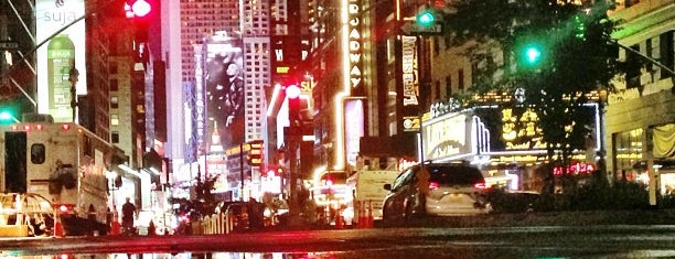 Times Square is one of 2012 - New York.