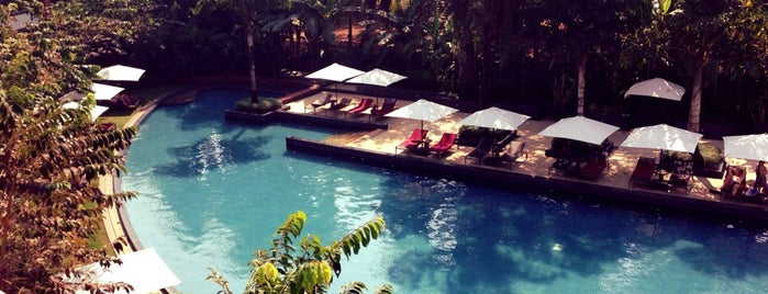 Alila Diwa Goa is one of Design Hotels.