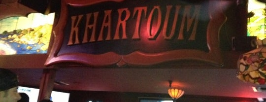 Khartoum is one of SF Bars.