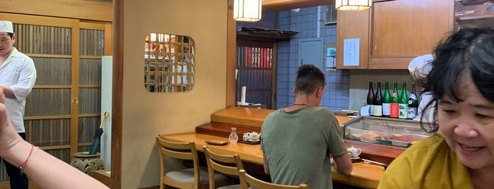 Kikyo Sushi is one of Kyoto.