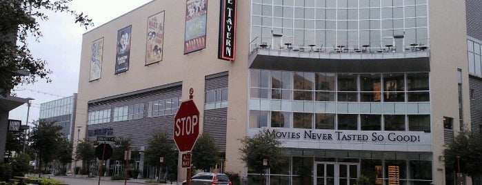 Movie Tavern is one of DFW.