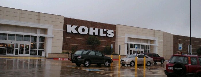 Kohl's – Closed is one of Heather's Liked Places.