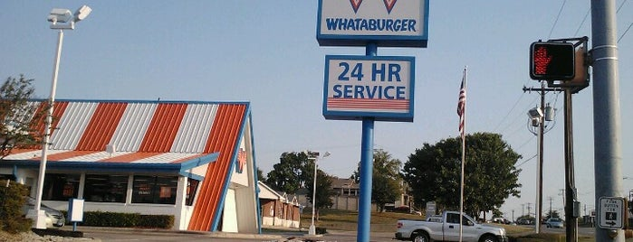 Whataburger is one of William's Liked Places.