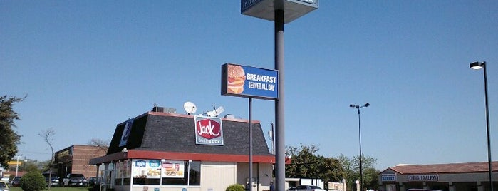Jack in the Box is one of Kendrick's Liked Places.