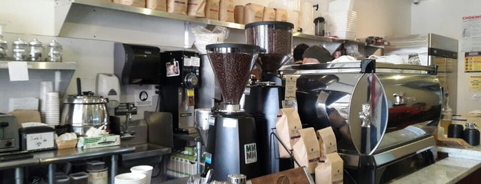 R&R Coffee is one of New York best coffee shops: the ultimate list.