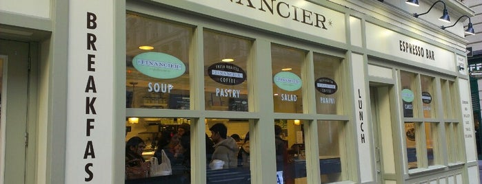 Financier Patisserie is one of 222 Broadway Lunch Spots.