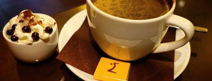 La Maison du Chocolat is one of 6 Tastiest Hot Chocolate Spots in NYC.
