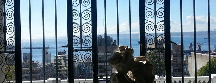 Palacio Baburizza is one of #SantiagoTrip.