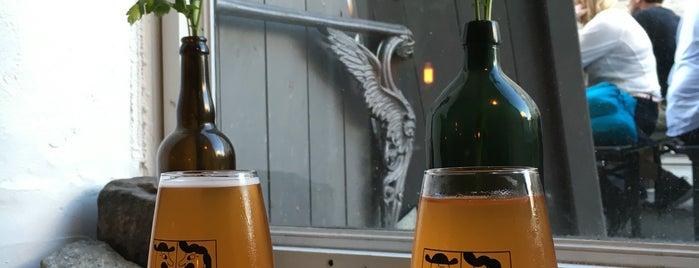 Mikkeller Bar is one of Copenhagen Musts.