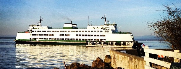 Mukilteo Ferry Terminal is one of Bre 님이 좋아한 장소.