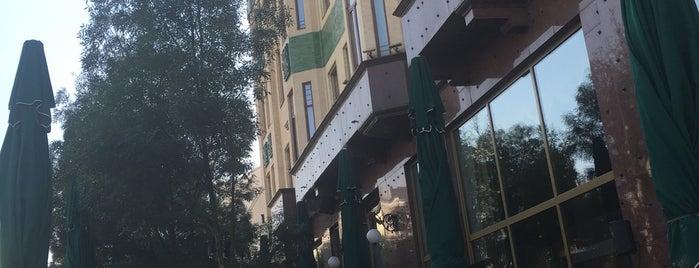 Café Moskva is one of Tempat yang Disukai Aylin.