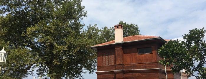 Yürüyen Köşk is one of Lugares favoritos de Aylin.