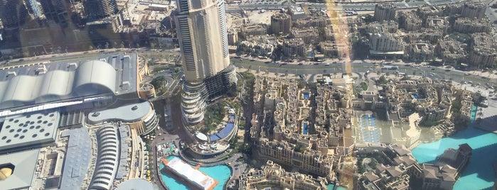 Burj Khalifa is one of Tempat yang Disukai Aylin.