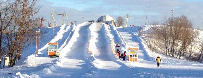 Спортивно-экологический комплекс «Лата Трэк» is one of Ski.