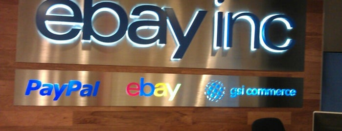 eBay NYC is one of NYC Work Spaces & Tech Startups.