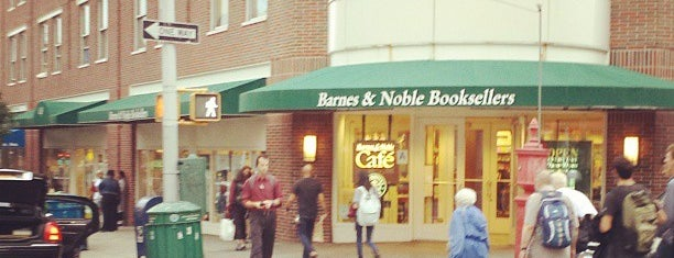 Barnes & Noble is one of Shopping.