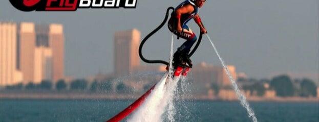 Cartagena Flyboard is one of Lugares favoritos de Jason.