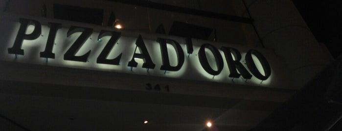 Pizzad'Oro is one of Orte, die Davi gefallen.