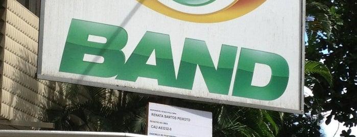 Grupo Bandeirantes de Comunicação is one of Rio de Janeiro.