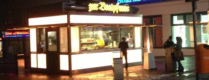 zur Bratpfanne is one of Berlin Restaurants and Cafés.