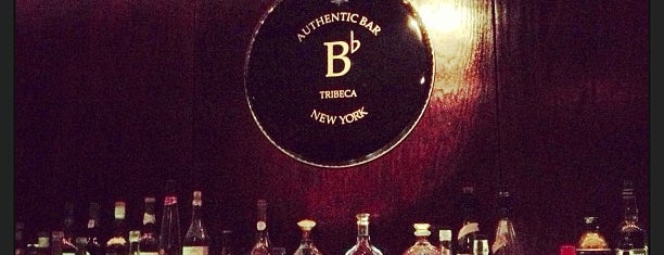 B Flat is one of TriBeCa or Nearish.