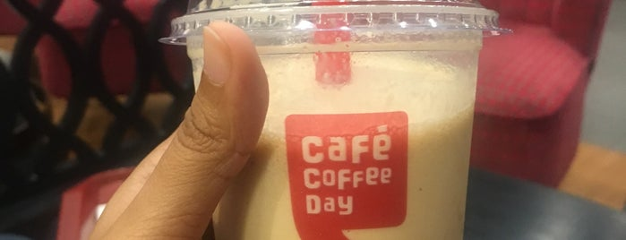Cafe Coffee Day is one of Cafés.
