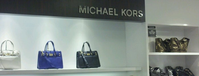 Michael Kors Outlet is one of Trips south.