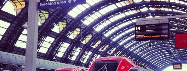 Stazione Milano Centrale is one of Milano Bound.