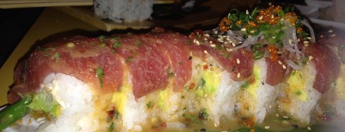 Dolphin Sushi is one of Hawaii: Kauai.