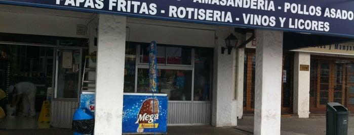 Establecimientos Vitacura is one of Orte, die Verónica gefallen.