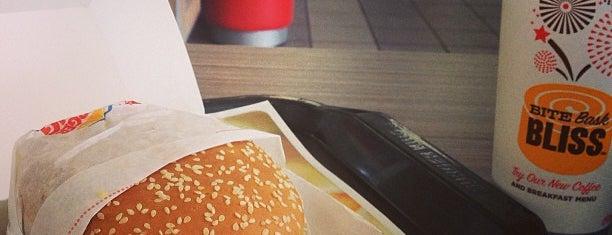 Burger King is one of Lugares favoritos de Stephanie.