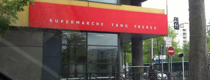 Tang Frères is one of Dark.Ginger'in Beğendiği Mekanlar.