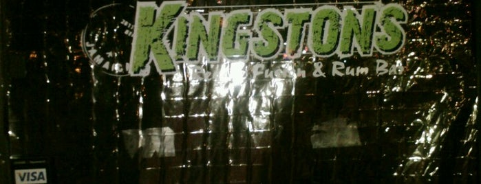 Kingston Reggae Fusion & Rum Bar is one of Restaurants to try.