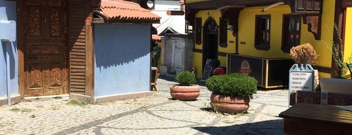 Tüfekçizade Konağı is one of Eskişehir & Bilecik.
