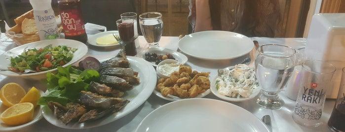 Mavi Greek Restaurant is one of Lieux qui ont plu à Soner.