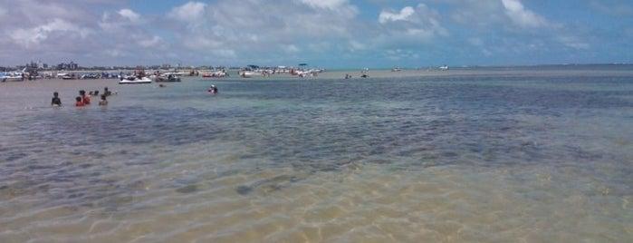 Praia de Camboinha is one of Joao Pessoa.