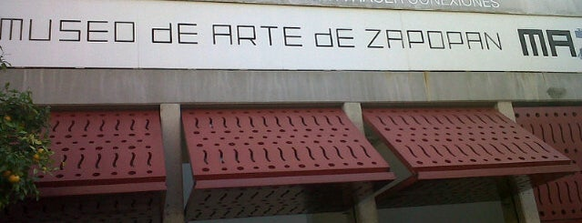 Museo de Arte de Zapopan (MAZ) is one of Joshi : понравившиеся места.