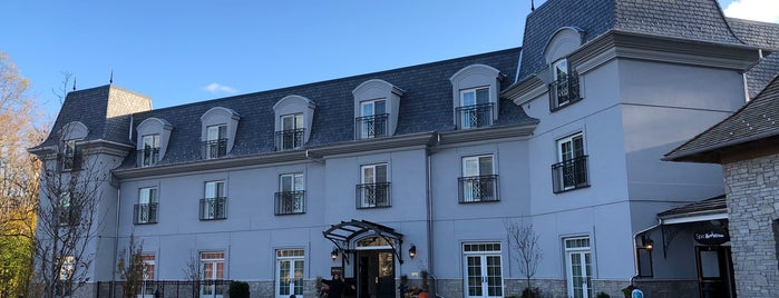 Mirbeau Resort & Spa Rhinebeck is one of When in White Plains....