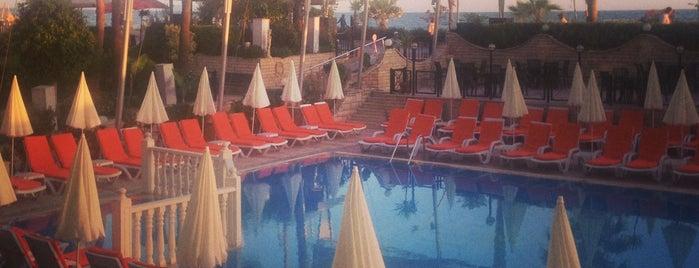 Krizantem Hotel is one of Alanya Otelleri.