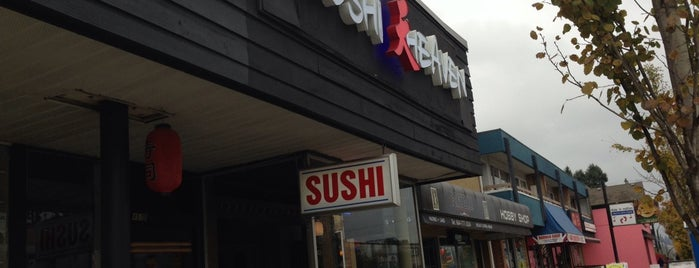 Sushi Heaven is one of Vancouver.