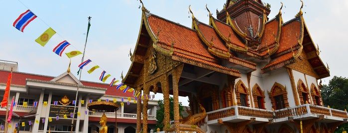Wat Bupparam is one of Trips / Thailand.