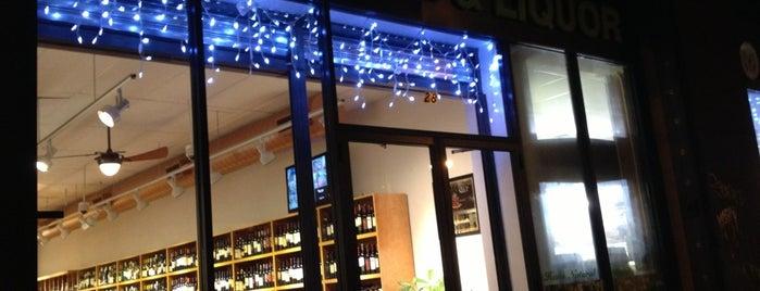 Hana Wine & Liquor is one of Posti che sono piaciuti a Taby.