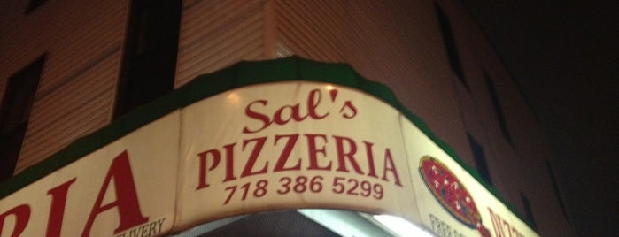Sal's Pizzeria is one of Food.