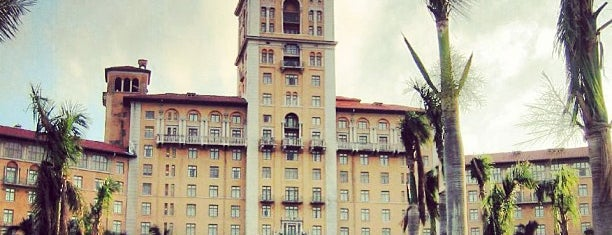 Miami Biltmore Hotel is one of Miami - Places.