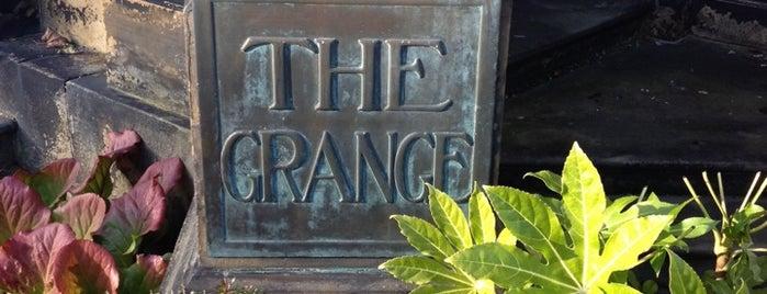 The Grange is one of Leeds Beckett University Buildings.