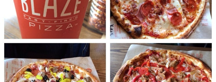 Blaze Pizza is one of CSM.