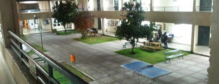 Facultad Tecnológica USACH is one of Tempat yang Disukai Paola.