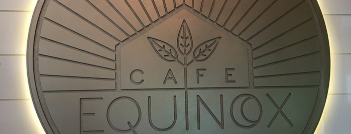 Café Equinox is one of New: KC 2019 🆕.