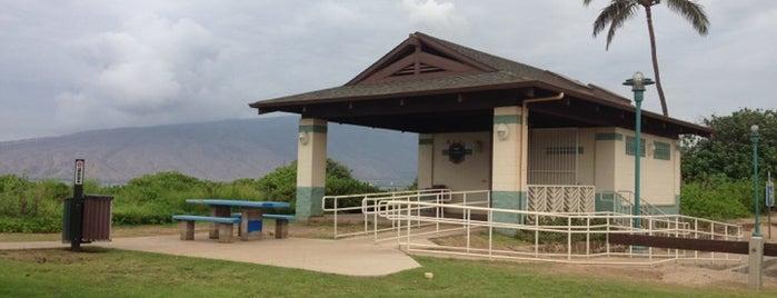 Mai Poina 'Oe ia'U Park is one of Hawaii.